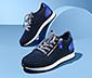 Verloursleder-Sneaker