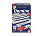Schmidt Spiele Classic Line – Domino, mit extragroßen Spielsteinen
