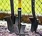 Gartenschaufel »Spearhead«