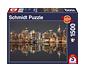 Schmidt Spiele Puzzle »New York Skyline bei Nacht«