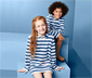 Długa bluza plażowa z tkaniny frotté z kapturem