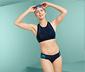 Culotte de bikini de sport