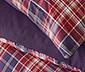 Obojstranná flanelová posteľná bielizeň, štandardná veľkosť