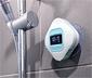 Bluetooth fürdőszobai óra és rádió