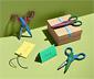 3 mönstersaxar för barn