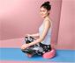 Meditációs párna, rózsaszín