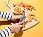 Køkkenkniv til børn