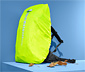 Rucksack-Regenschutzhülle