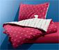 Parure de lit réversible en tissu renforcé pour les tout-petits