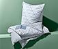Jasna, dwustronna pościel ze wzmocnionej bawełny, 135 x 200 cm / 80 x 80 cm