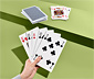 Extragroßes Kartenspiel