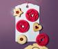 Linz kurabiyesi kalıbı