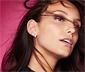 Zestaw kolczyków na sztyft wysadzanych kryształami marki Swarovski®, 3 pary