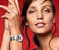 Zegarek damski z bransoletką ze stali nierdzewnej