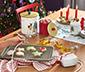 Légpumpás festékszóró, süteményekhez