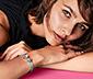 Bracelet en maille milanaise orné de cristaux Swarovski®