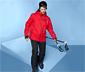 Męska kurtka narciarska