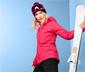 Softshellová lyžařská bunda