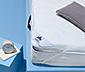irisette® matracvédő, kb. 100 x 200 cm