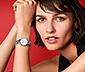 Dámské hodinky zdobené kamínky Swarovski®