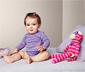 Body niemowlęce z długim rękawem, 3 sztuki