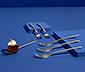 Dezertní vidličky, 6 ks