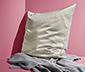 Hodvábna obliečka na vankúš, cca 70 x 90 cm