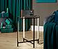 Odkládací stolek s LED osvětlením