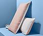 Poszewki na poduszki z dżerseju, 2 sztuki, 80 x 40 cm