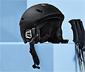 Lyžařská a snowboardová helma in-mold