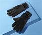 Rękawice męskie na podszewce z polaru