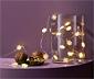 LED Mikro ışık zinciri »kar tanesi«