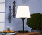 LED-Outdoor-Tischleuchte