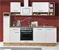respekta-Economy-Küchenblock, Wildeiche, ca. 250 cm