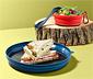 Összehajtható étkészlet, 3 részes