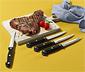 Komplet noży do steków, 4 sztuki