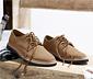 Férfi velúr cipő
