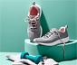 Lekkie buty typu sneaker z podeszwą antypoślizgową