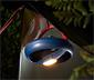 Ventilator mit LED-Licht