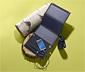 Chargeur solaire pliable