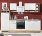 respekta-Economy-Küchenblock, Wildeiche, ca. 280 cm
