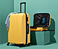 Hartschalen-Koffer-Set, klein und groß