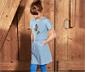 Žerzejové šaty s oboustrannými pajetkami