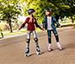 HUDORA-LED-Roller-Skates »Advanced«