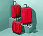 Lekka walizka tekstylna, mała
