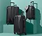 Twarda walizka ok. 85 l, czarna