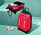 Hybridní kufr, velký