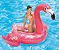 Summer-Waves-Glitzer-Badeinsel »Flamingo«