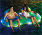 Summer-Waves-LED-Doppelsitz