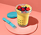 Pojemnik na owoce i sałatki